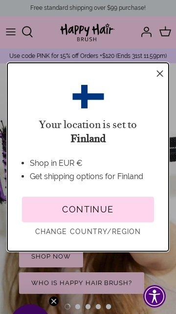 Happyhairbrush.com.au 2