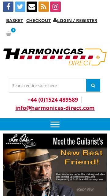 Harmonicas-Direct.com 2