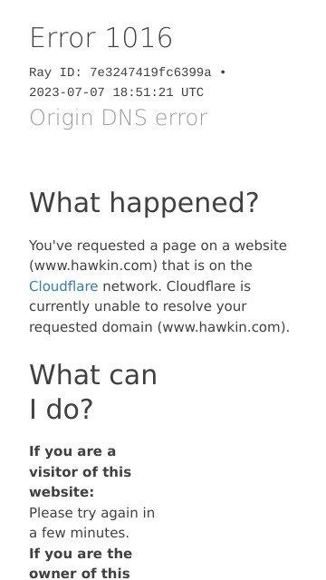 Hawkin.com 2