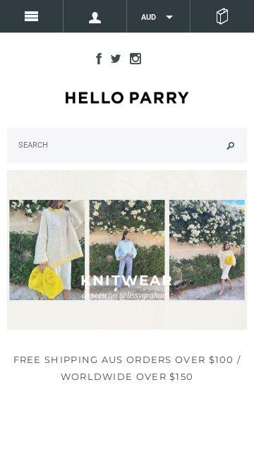 Helloparry.com 2