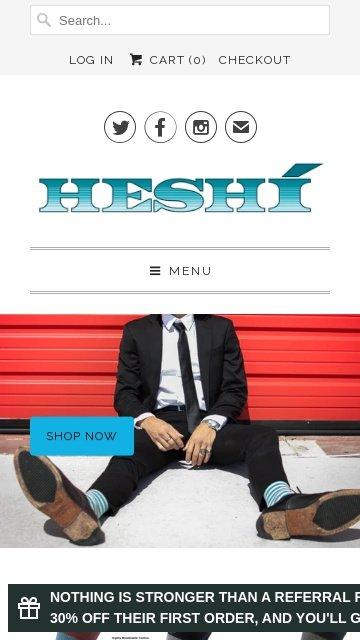 Heshiwear.com 2