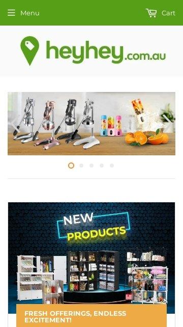 Heyhey.com.au 2
