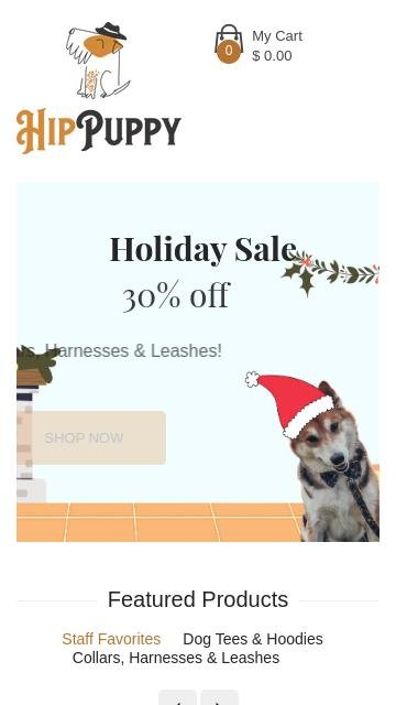 Hippuppy.com 2