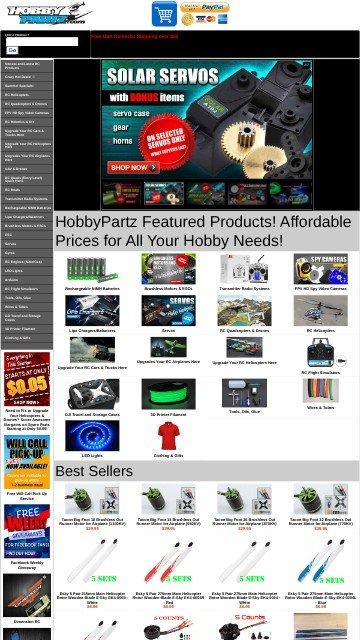 Hobbypartz.com 2