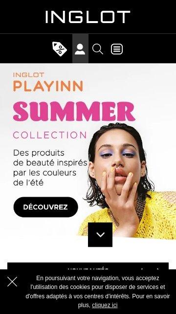 Inglotfrance.com 2