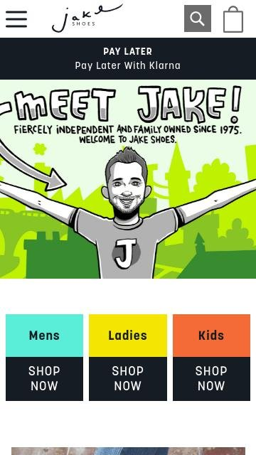 Jakeshoes.co.uk 2