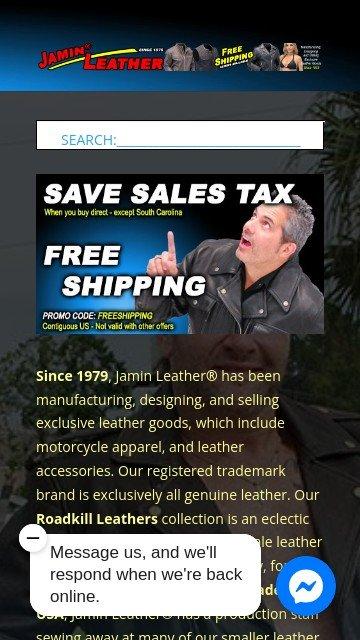 Jaminleather.com 2