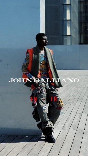 Johngalliano.com 2