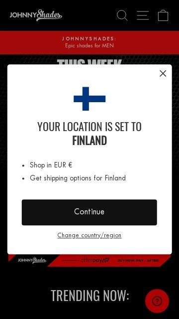 Johnnyshades.com 2