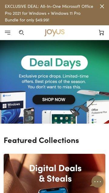 Joyus.com 2