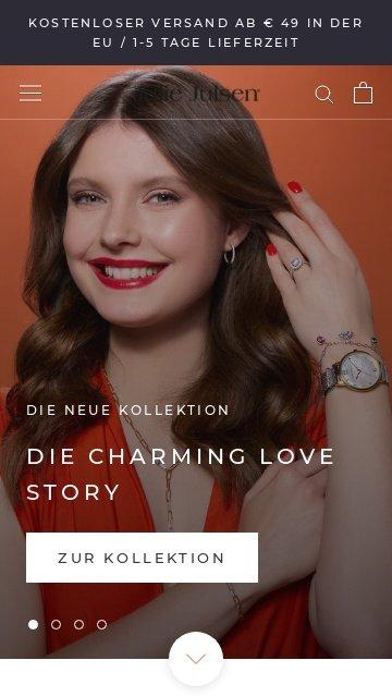 Juliejulsen.com 2