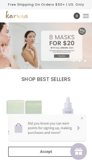 Karunaskin.com 2