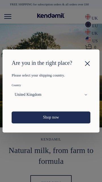 Kendamil.com 2