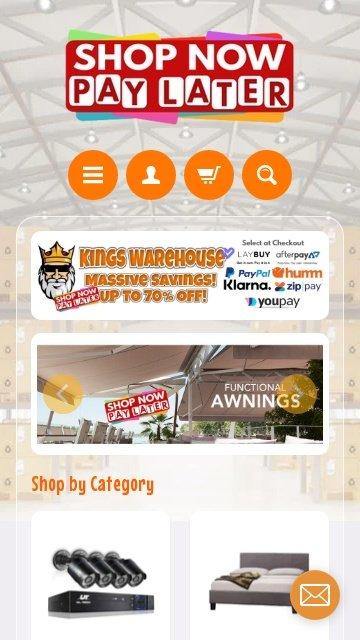 Kings warehouse.com.au 2