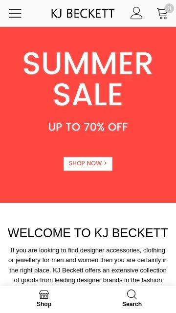 Kjbeckett.com 2
