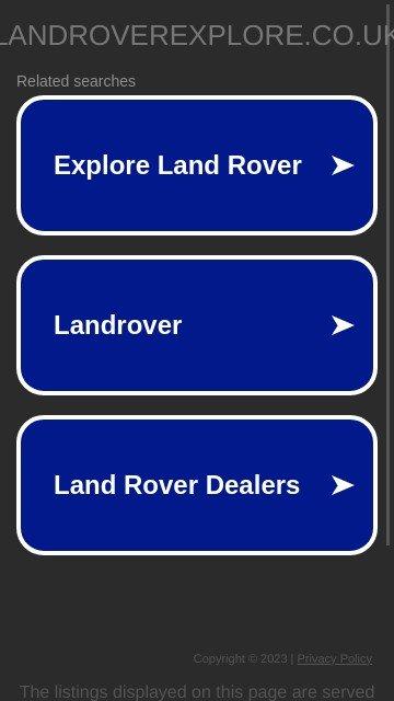 Landroverexplore.co.uk 2