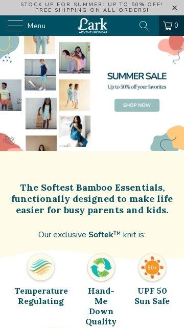 Larkadventurewear.com 2