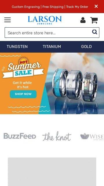 Larson jewelers.com 2
