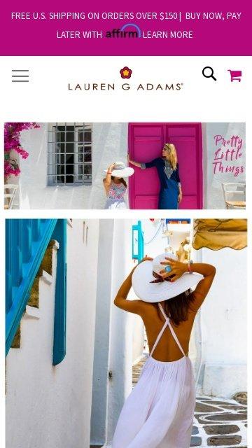 Laurengadams.com 2