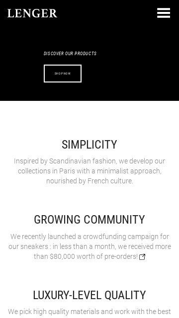 Lenger-paris.com 2