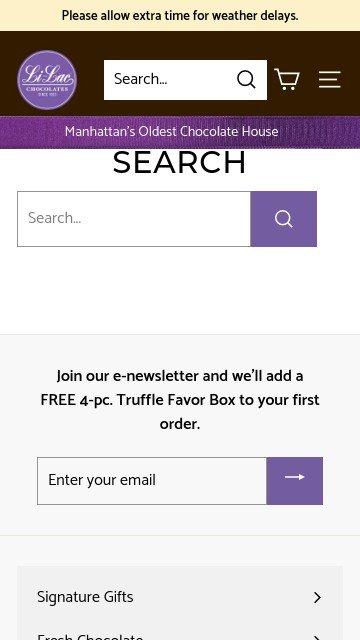 Li-lacchocolates.com 2