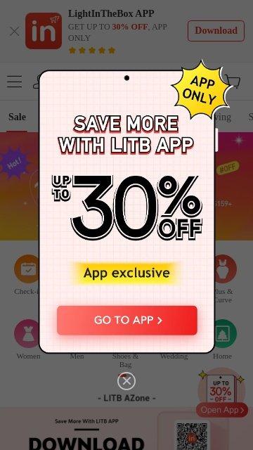 Lightinthebox.com - UK 2