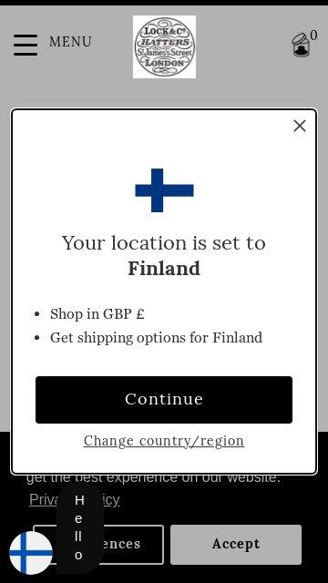 Lock hatters.com 2