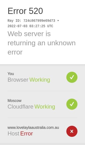 Lovelaylaaustralia.com.au 2