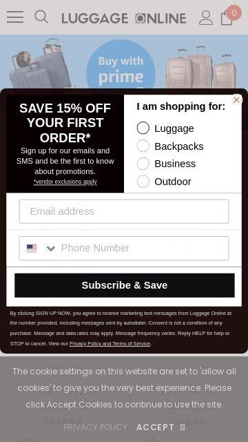 LuggageOnline.com 2