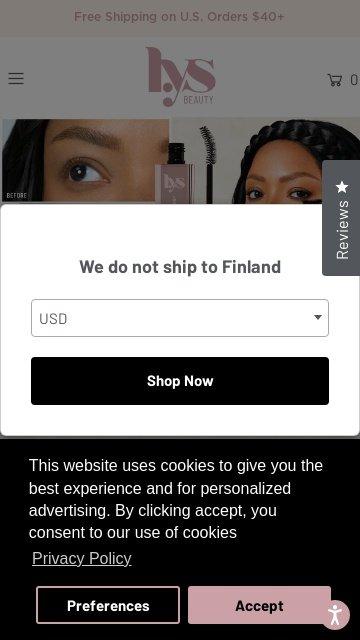 Lys beauty.com 2