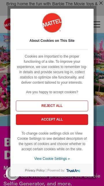 Mattel.com 2