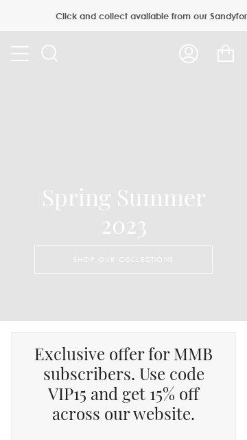 Melissamillsbari.com 2