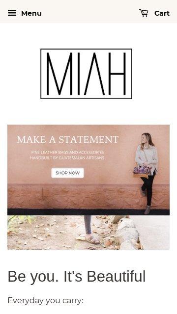 Miahcollection.com 2