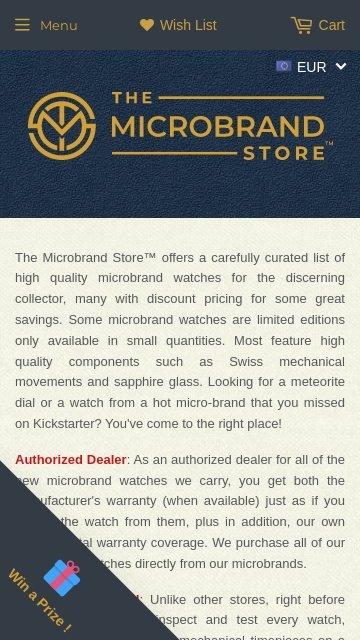 Microbrand.store 2