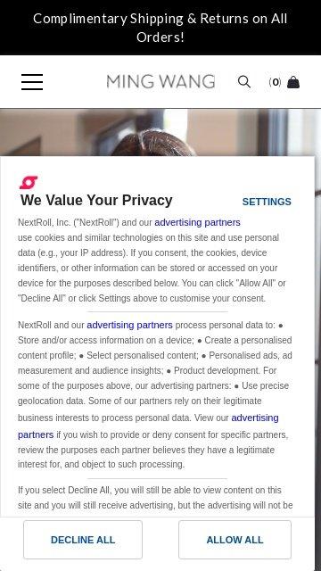 Mingwang knits.com 2