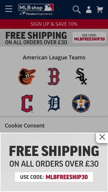 Mlbshopeurope.com 2