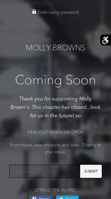 MollyBrownsSwimwear.com 2