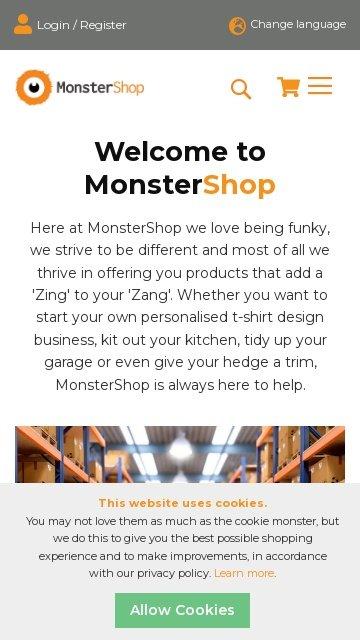 Monstershop.co.uk 2
