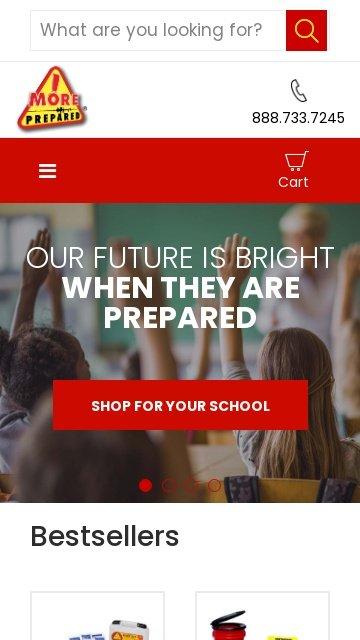 Moreprepared.com 2