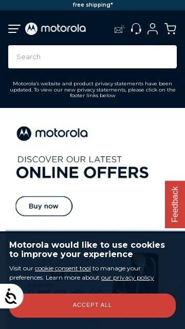 Motorola.com 2