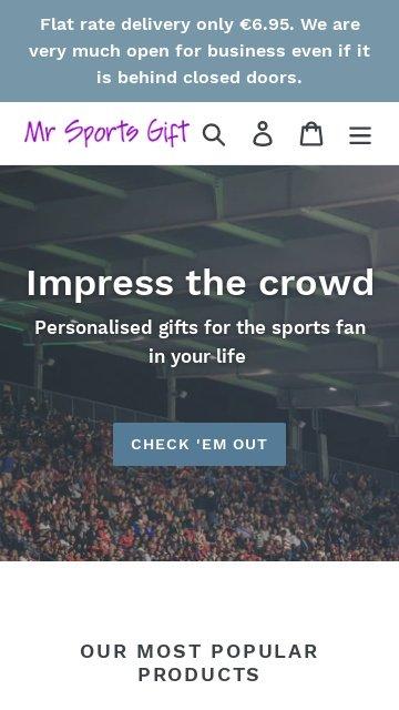 MrSportsGift.com 2