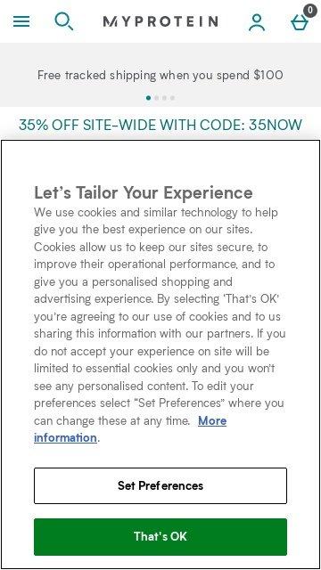 Myprotein.com - Canada 2