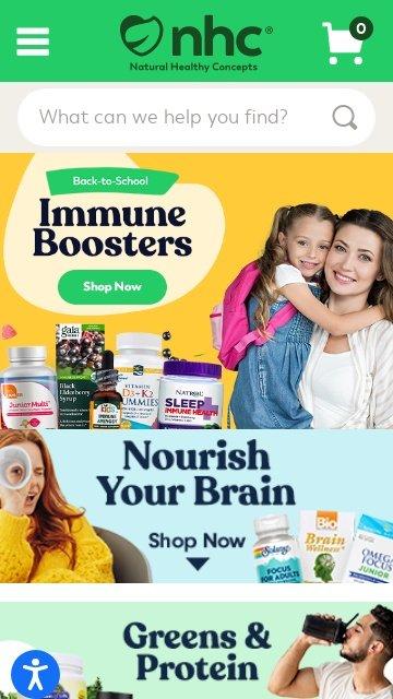 Naturalhealthyconcepts.com 2