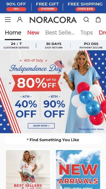 Noracora.com 2