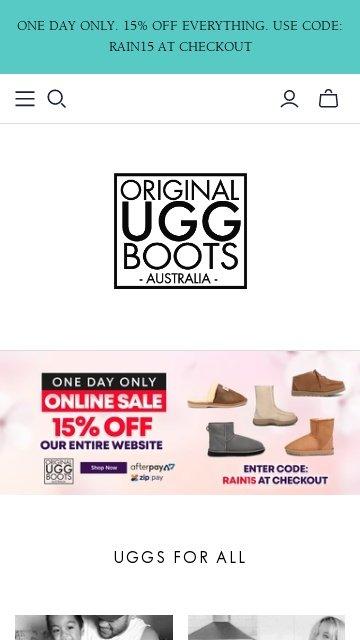 Originaluggboots.com.au 2