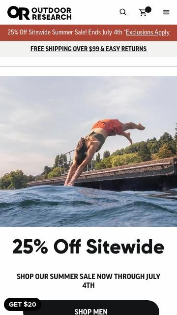 Outdoorresearch.com 2