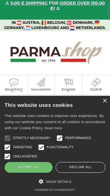 Parmashop.com 2