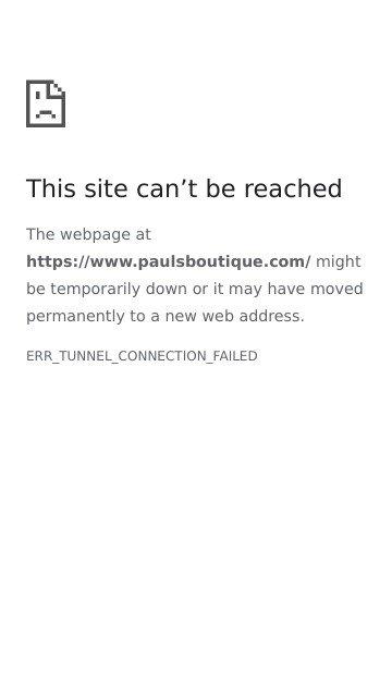 Paulsboutique.com 2