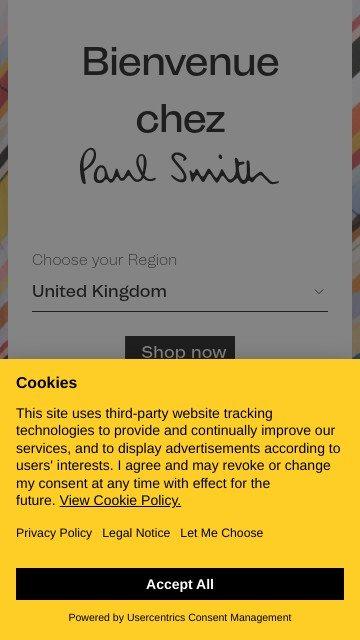 PaulSmith.com 2