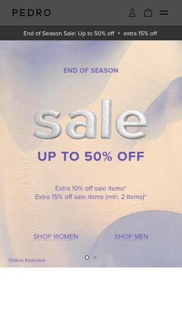 Pedroshoes.com 2